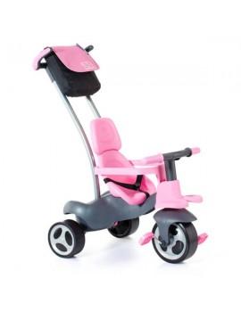 Triciclo Urban Trike SOFT Rosa Moltó