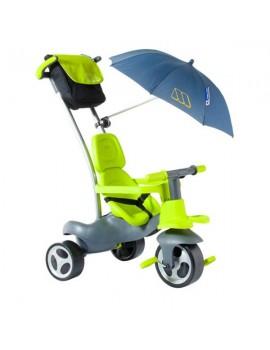 Triciclo Urban Trike SOFT Verde Moltó