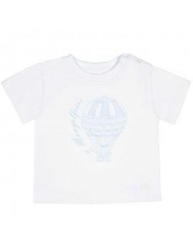 Camiseta baño Cóndor. Talla 24, 36 meses y 6 años