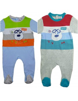 Pack 2 pijama algodón. Talla 3-24 meses