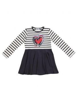 Vestido algodón. Talla 2-5 años