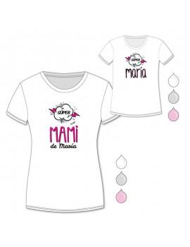 Conjunto Mamá y niñ@ personalizadas