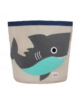 Cesta para juguetes Tiburón 3 Sprouts