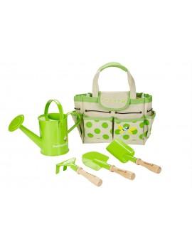 Bolsa para jardinería con herramientas