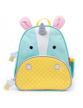 Mochila pre-escolar Zoo pack unicornio Skip Hop