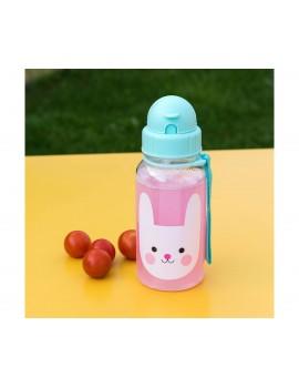 Botella con pajita Bonnie The Bunny