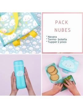 Pack nubes