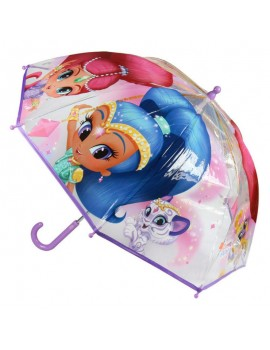Paraguas Shimmer & Shine