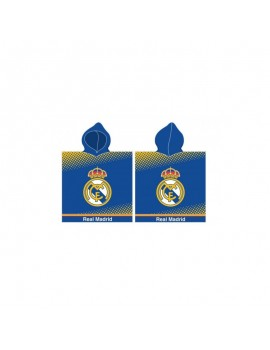 Poncho de baño Real Madrid