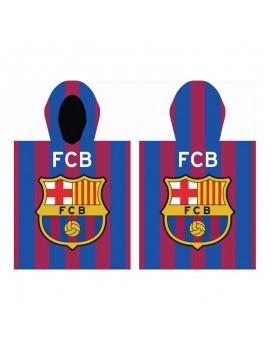 Poncho de baño F.C Barcelona