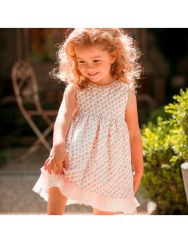 Vestido Leonor. Talla 12 meses a 4 años