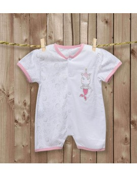 Pijama 100% algodón. Talla 6 - 12 meses
