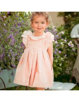 Vestido Versalles. Talla 24 meses- 8 años