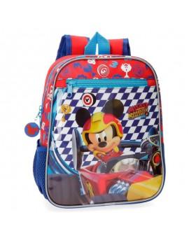 Mochila Mickey race 28 cm