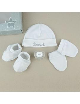 Cajita personalizada recién nacido
