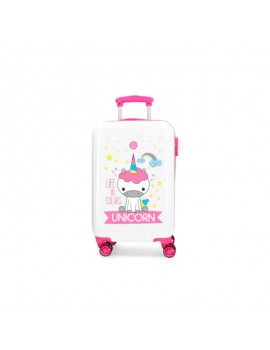 Maleta Trolley LITTLE ME UNICORN