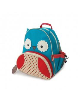 Mochila pre-escolar Zoo pack buho Skip Hop
