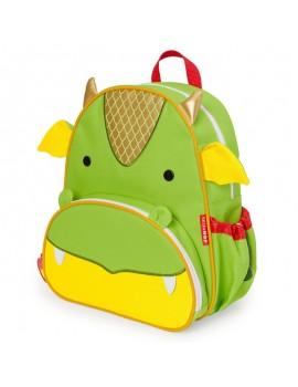 Mochila pre-escolar Zoo pack dragón Skip Hop