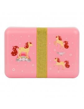 Lunch box infantil caballo A Little lovely Company