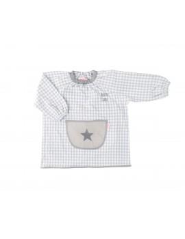 Baby guardería personalizado estrella, varios colores (Talla 1-4 años)