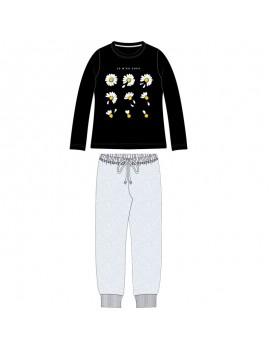 Pijama algodón Tobogán niña (Talla 8-16 años)