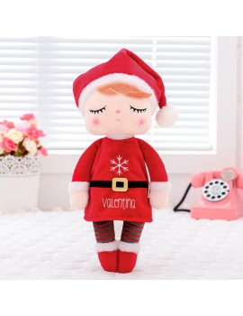 Muñeca Metoo navidad personalizada - edición limitada-