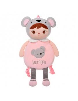 Mochila Metoo personalizada (Koala y Panda)