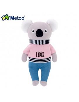 Muñeco Koala personalizado