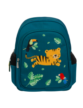 Mochila infantil Jungle tiger A Little lovely Company