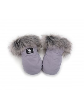 Guantes Carro Bebé Cottonmoose Gris