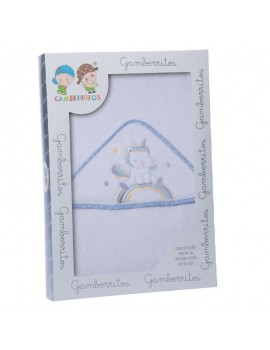 Capa de baño Gamberritos unicornio