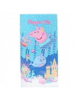Toalla microfibra Peppa Pig