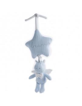 Peluche musical baby unicornio Gamberritos