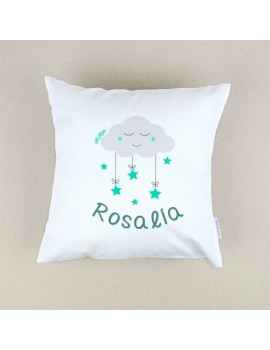 Cojín almohada personalizado nube