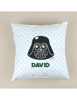 Cojín almohada personalizado Darth Vader