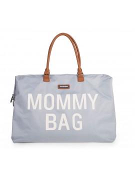 Mommy bag Líneas grey