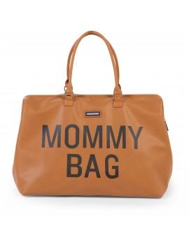 Mommy bag Líneas Camel