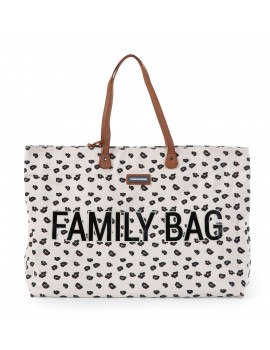 Family Bag Childhome- leopard