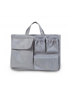 Bolso interior gris