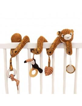 Espiral actividades Les Deglingos (variosmodelos)