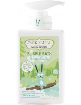 Baño de espuma Simplicity Jack and Jill