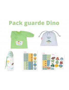 Pack guarde básico (4 modelos)
