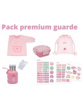 Pack guarde PREMIUM (5 modelos)
