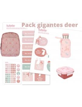 Pack pequeños gigantes (2 modelos)