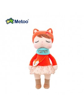 Muñeca Metoo fox personalizada