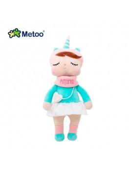 Muñeca Metoo unicornio personalizada