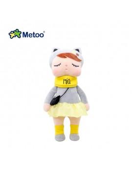 Muñeca Metoo cat personalizada