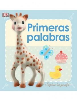 libro primeras palabras Shopie la girafe