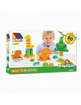 caja de blocks magic Zoo Moltó