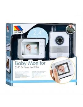 "Vigilabebés baby monitor 2,4"" Moltó"